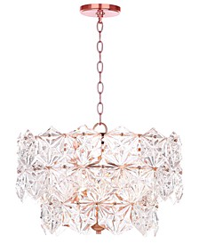 Sia Adjustable Chandelier