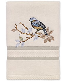 Love Nest Cotton Embroidered Hand Towel