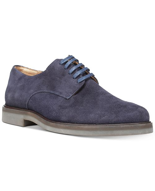 Men's Placido Plain-Toe Oxfords