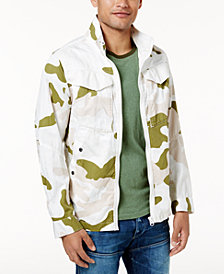 G-Star RAW Men's Camo Windbreaker