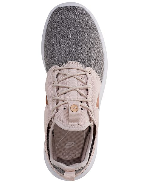 432be80f26e89 Nike Women s Roshe Two Knit Casual Sneakers from Finish Line ...