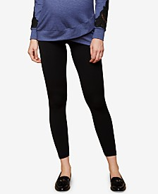 Motherhood Maternity Stretch Leggings