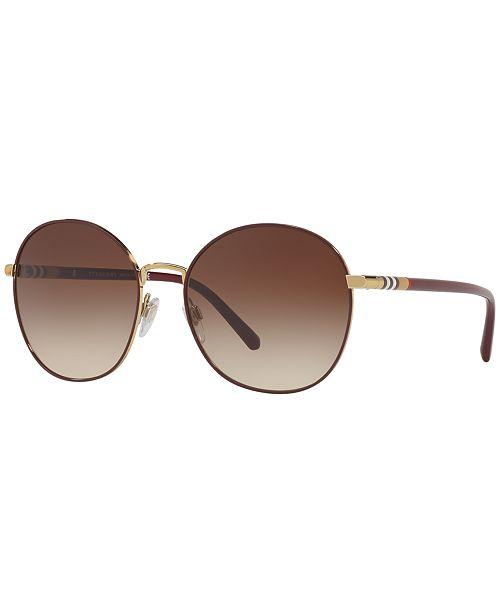 79ab6da6cae Burberry Sunglasses