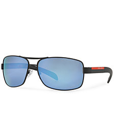 Prada Linea Rossa Sunglasses, PS 54IS