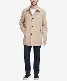 Cole Haan Men's Car Coat With Removable Liner