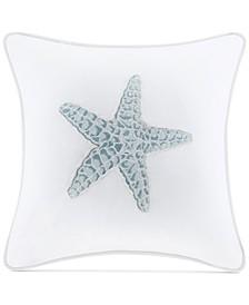 """Maya Bay 16"""" Square Decorative Pillow"""