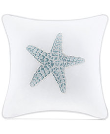 "Harbor House Maya Bay 16"" Square Decorative Pillow"