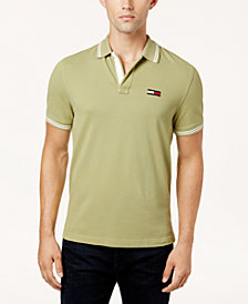 Tommy Hilfiger Denim Men's Slim Fit Logan Polo