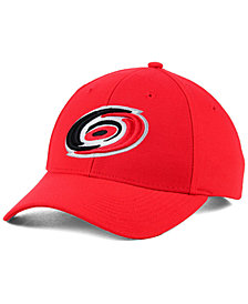 adidas Carolina Hurricanes Core Basic Adjustable Snapback Cap