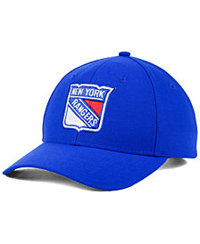 adidas New York Rangers Core Basic Adjustable Snapback Cap