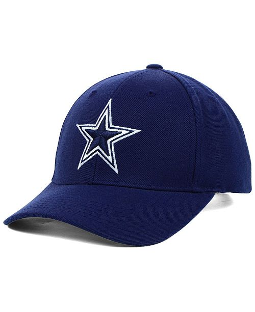 Authentic NFL Apparel Dallas Cowboys Basic Logo Cap