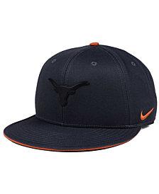 Nike Texas Longhorns Col Energy True Snapback Cap