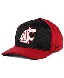 Nike Washington State Cougars Just Do It Swooshflex Cap