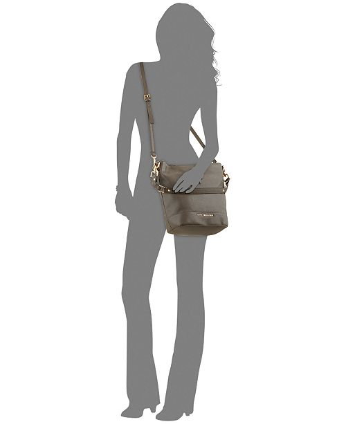 8a41192e1cf6 Tommy Hilfiger Maisie Small Convertible Bucket Hobo & Reviews ...