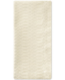 Waterford Essentials Cordelia Ivory 2-Pc. 21'' x 21'' Napkin Set