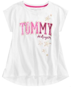 Tommy Hilfiger Star TShirt Big Girls (716)