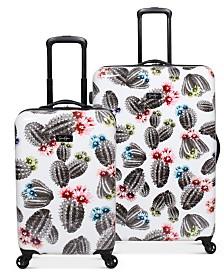 Jessica Simpson Cactus Hardside Luggage Collection