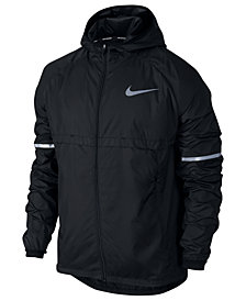 Nike Men's Shield Hooded Running Jacket