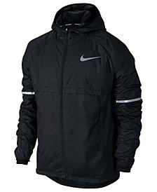 Nike Men's Shield Hooded Running Jacket
