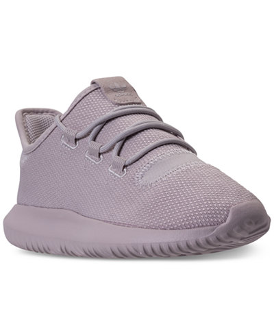 adidas Womens Tubular Shadow White Grey White Shoeteria