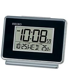 Black Digital Dual Alarm Clock