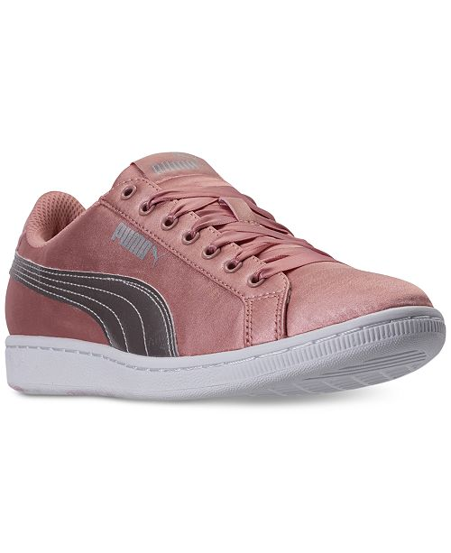 2e782b051f6c ... Puma Women s Vikky EP Casual Sneakers from Finish Line ...