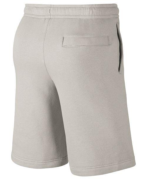 Nike Mens Sportswear Just Do It Shorts - Shorts - Men - Macy ... 9ad94a4da