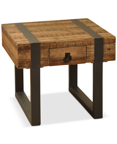 Caran Side Table, Quick Ship