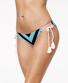 MICHAEL Michael Kors Rope-Tie Bikini Bottoms