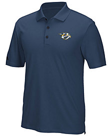 adidas Men's Nashville Predators Power Play Primary Polo