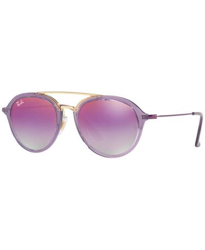 Ray-Ban Sunglasses, RJ9065S 48