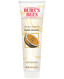 Burt's Bees Orange Essence Facial Cleanser, 4.34-oz.