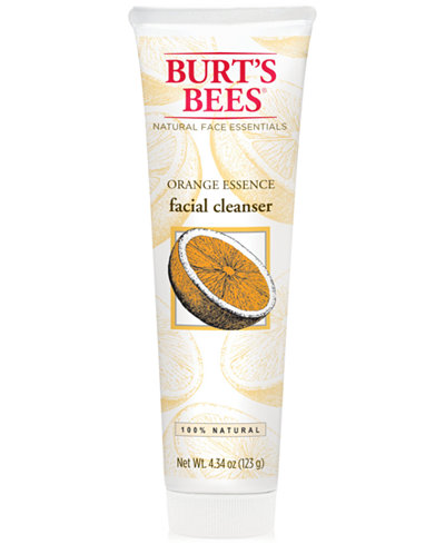 Burt's Bees Orange Essence Facial Cleanser, 4.34-oz.