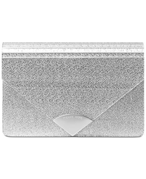 63384e9f1442 Michael Kors Barbara Medium Envelope Clutch & Reviews - Handbags ...