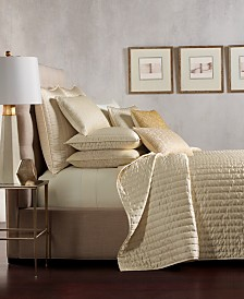 CLOSEOUT! Hotel Collection  Patina Quilted Coverlet & Sham Collection, Created for Macy's