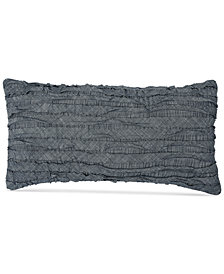 "CLOSEOUT! Croscill Lucine 24"" x 12"" Boudoir Decorative Pillow"