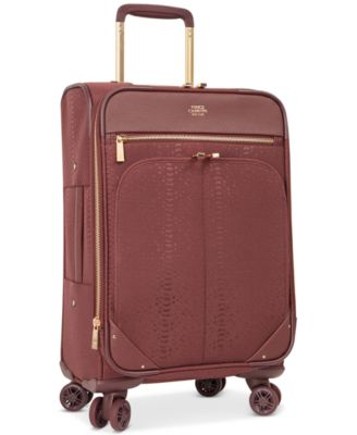 """CLOSEOUT! Ameliah 20"""" Softside Expandable Carry-On Spinner Suitcase"""