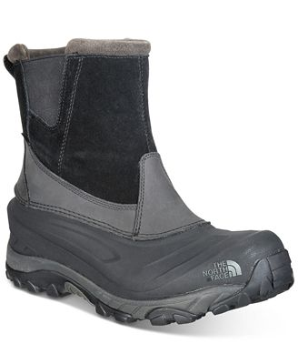 The North Face Men's Chilkat III Pull-On Boots