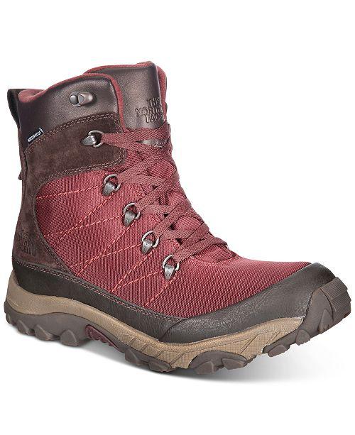 044eae65f The North Face Men's Chilkat Nylon Boots & Reviews - All Men's Shoes ...