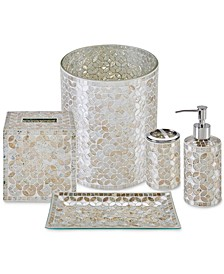 Cape Mosaic Bath Accessories, Created for Macy's