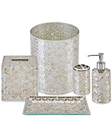 JLA Home Cape Mosaic Bath Accessories, Created For Macyu0027s