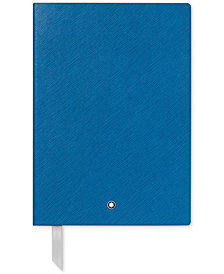 Montblanc Fine Stationery Turquoise Notebook