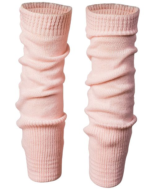 Flo Dancewear Ribbed Leg Warmers, Little Girls & Big Girls