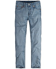 Big Boys 502 Regular Taper Fit Jeans