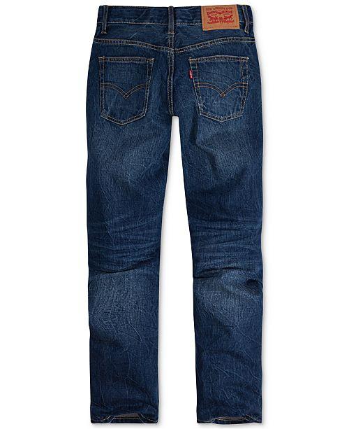 4cdaca07e4f ... Big Boys  Levi s 502 trade  Regular Tapered Fit Jeans