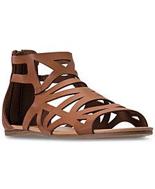 Nine West Little Girls' Sadieh Gladiator Sandals from Finish Line