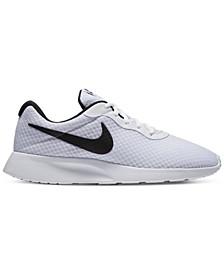 Men's Tanjun Casual Sneakers from Finish Line
