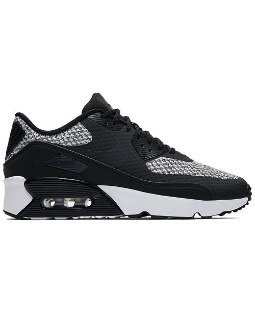 Nike Big Boys' Air Max 90 Ultra 2.0 SE Casual Sneakers from