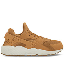 Nike Men's Air Huarache Run Casual Shoes From Finish Line