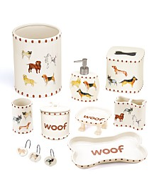 Avanti Dogs on Parade Bath Accessories